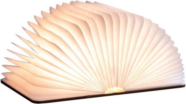 Smart Booklight Walnut Mini