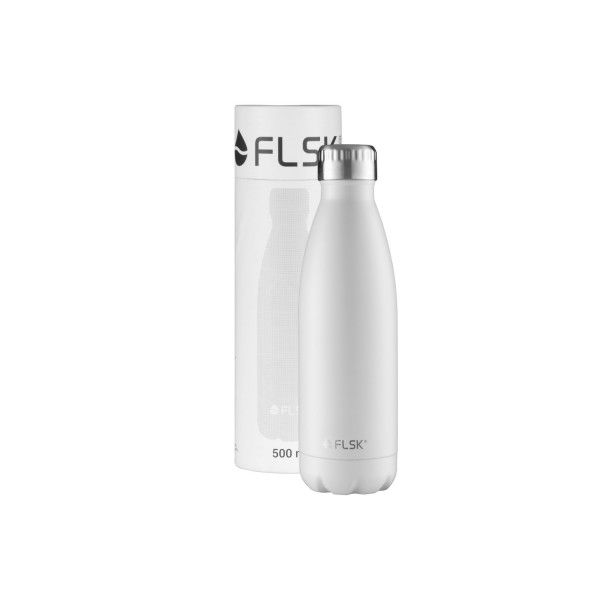 FLSK Isolierflasche white 750 ml