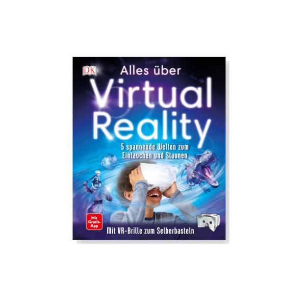 Alles über Virtual Reality -5 spannende Welten zum Eintauchen und Staunen. Mit VR-Brille zum Selberb