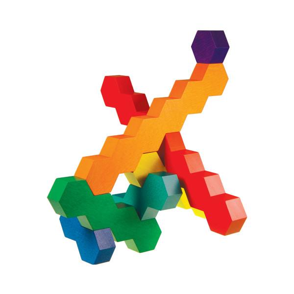 Honeycomb - Holzspielzeug