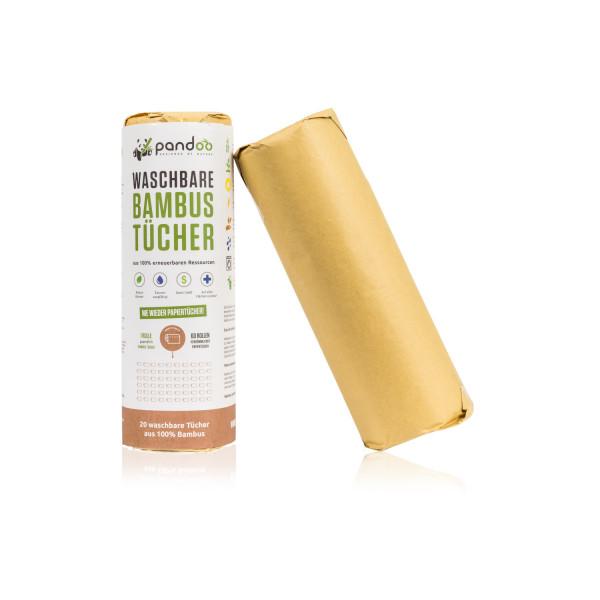 Bambus-Küchenrolle