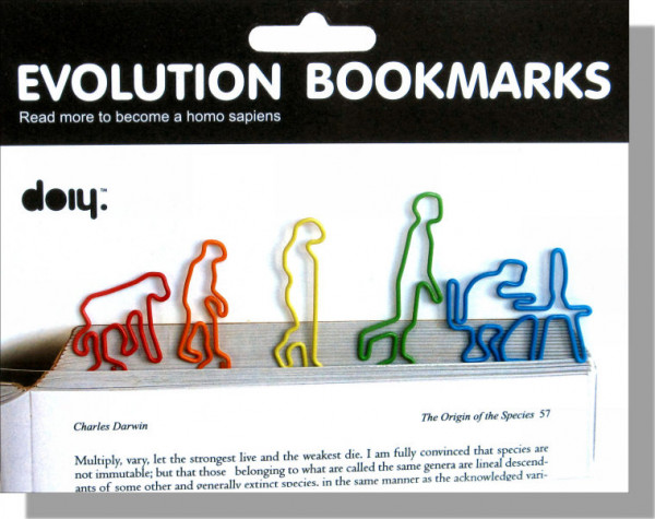 Evolution Bookmarks
