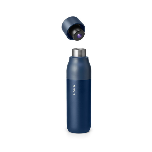 LARQ Bottle Monaco Blue, 500 ml - UV-C LED