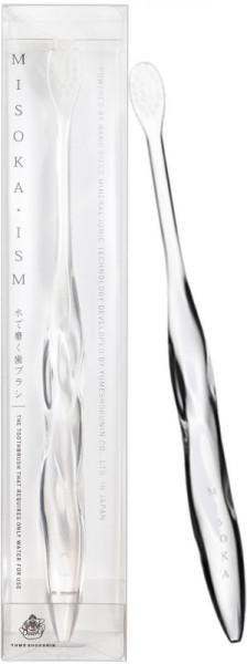 Zahnbürste MISOKA-ISM SHIZUKU - transparent