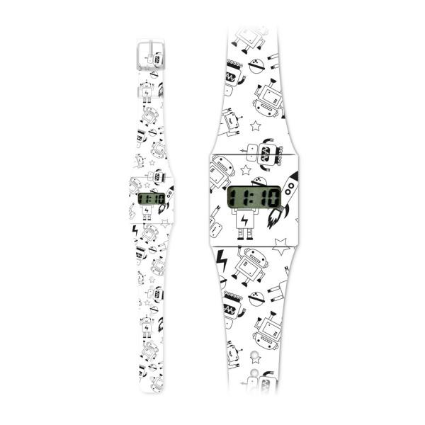 ROBOTO Pappwatch
