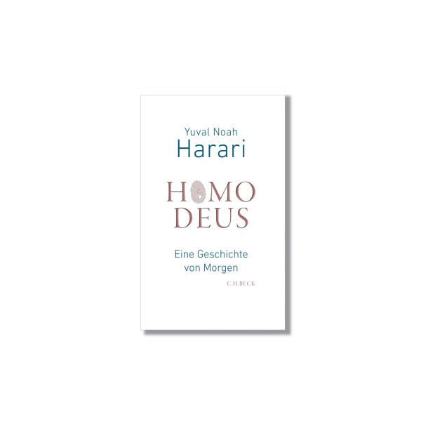 Homo Deus - Eine Geschichte von Morgen