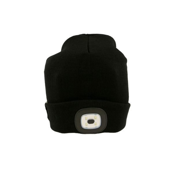 FUTURIUM - LED CAP - black
