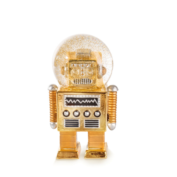 THE ROBOT GOLD