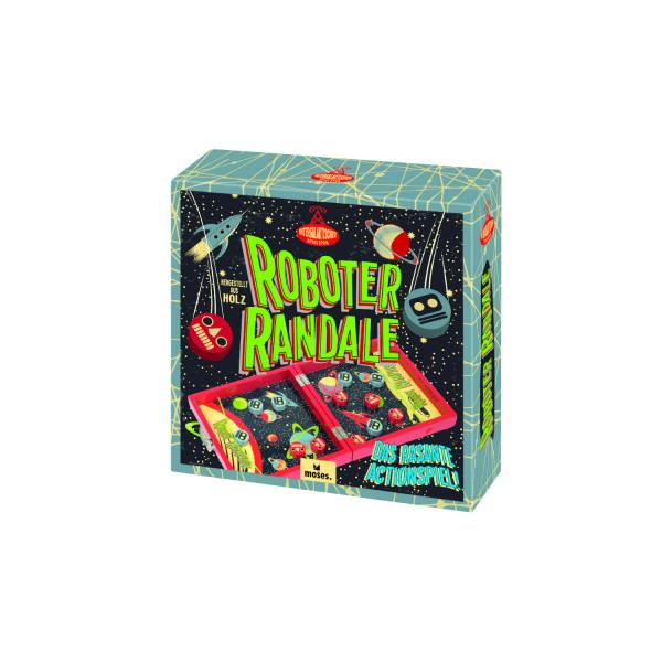 Roboter Randale - Das Rasante Actionspiel